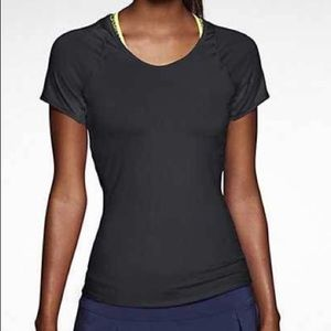 NWOT Nike Advantage Tennis Top with UV Protection